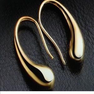Jewelry - Unique Water Drop Earrings